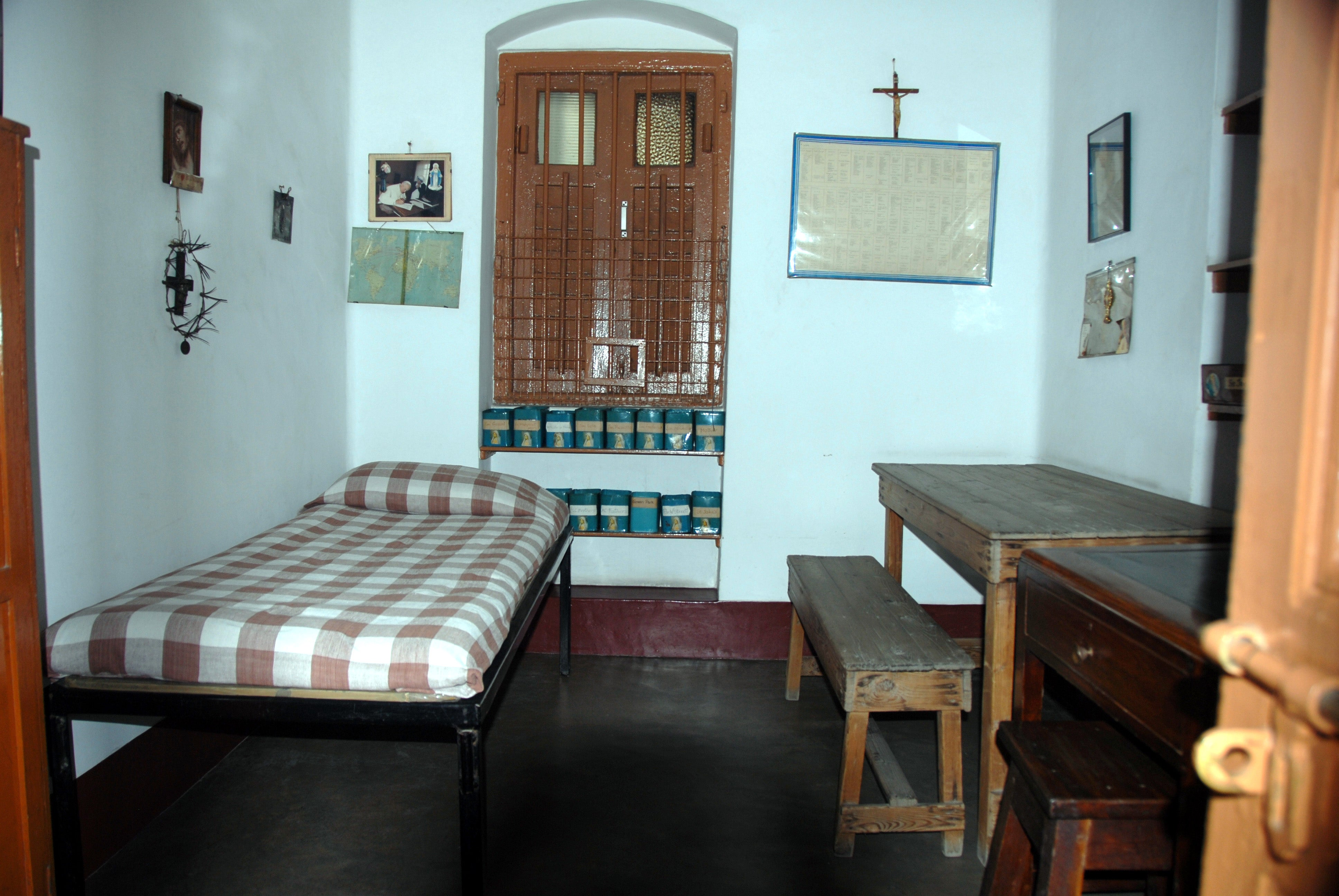 Casa Rural en Mother House de Madre Teresa