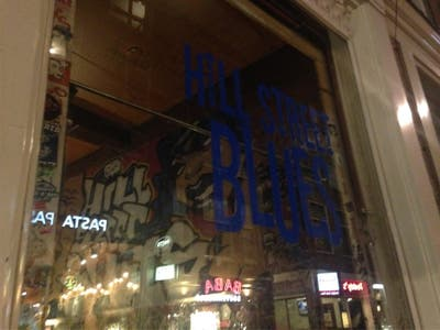 Photos of Coffeeshop Hill Street Blues - Images