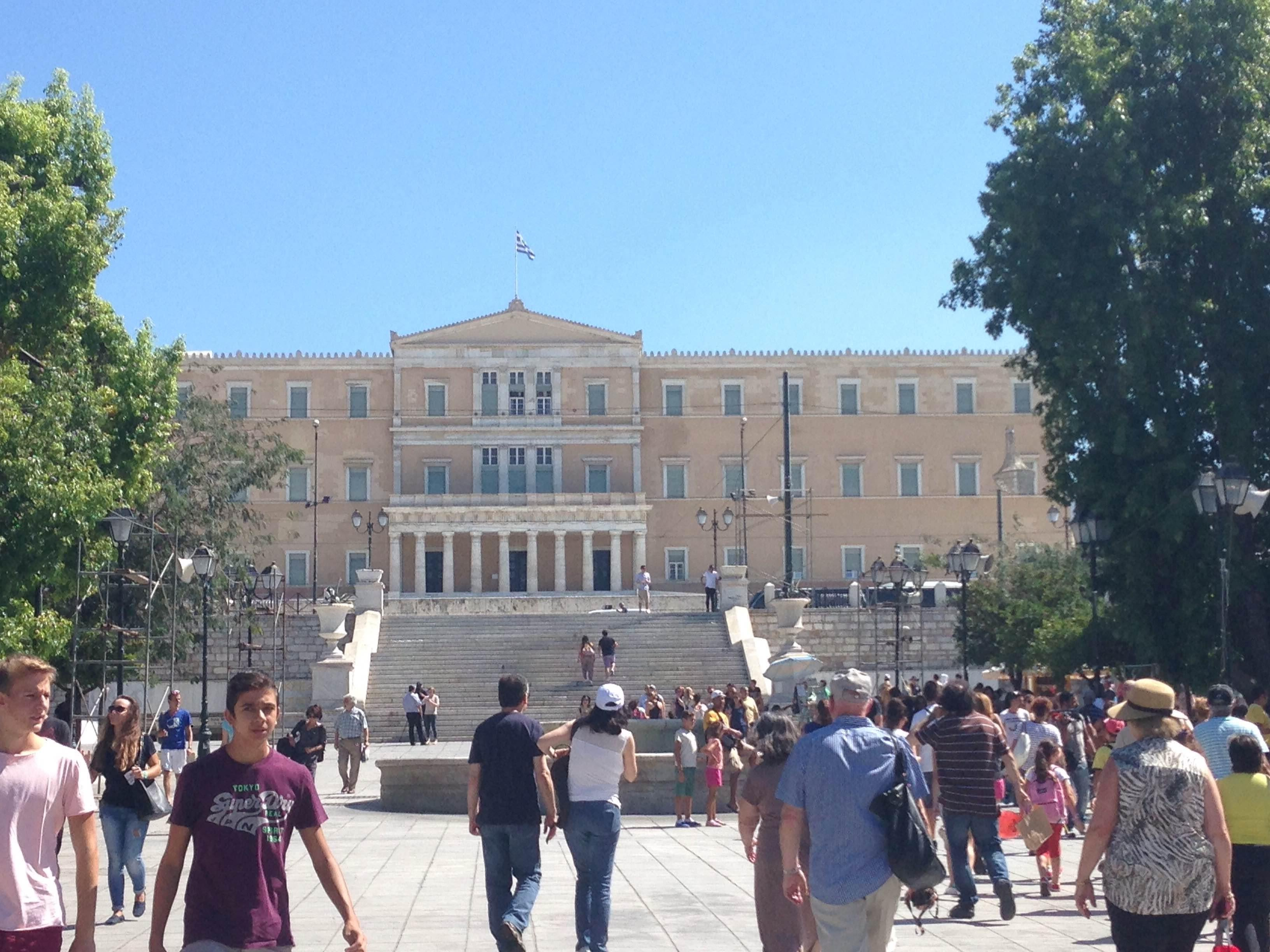 Plaza de Syntagma