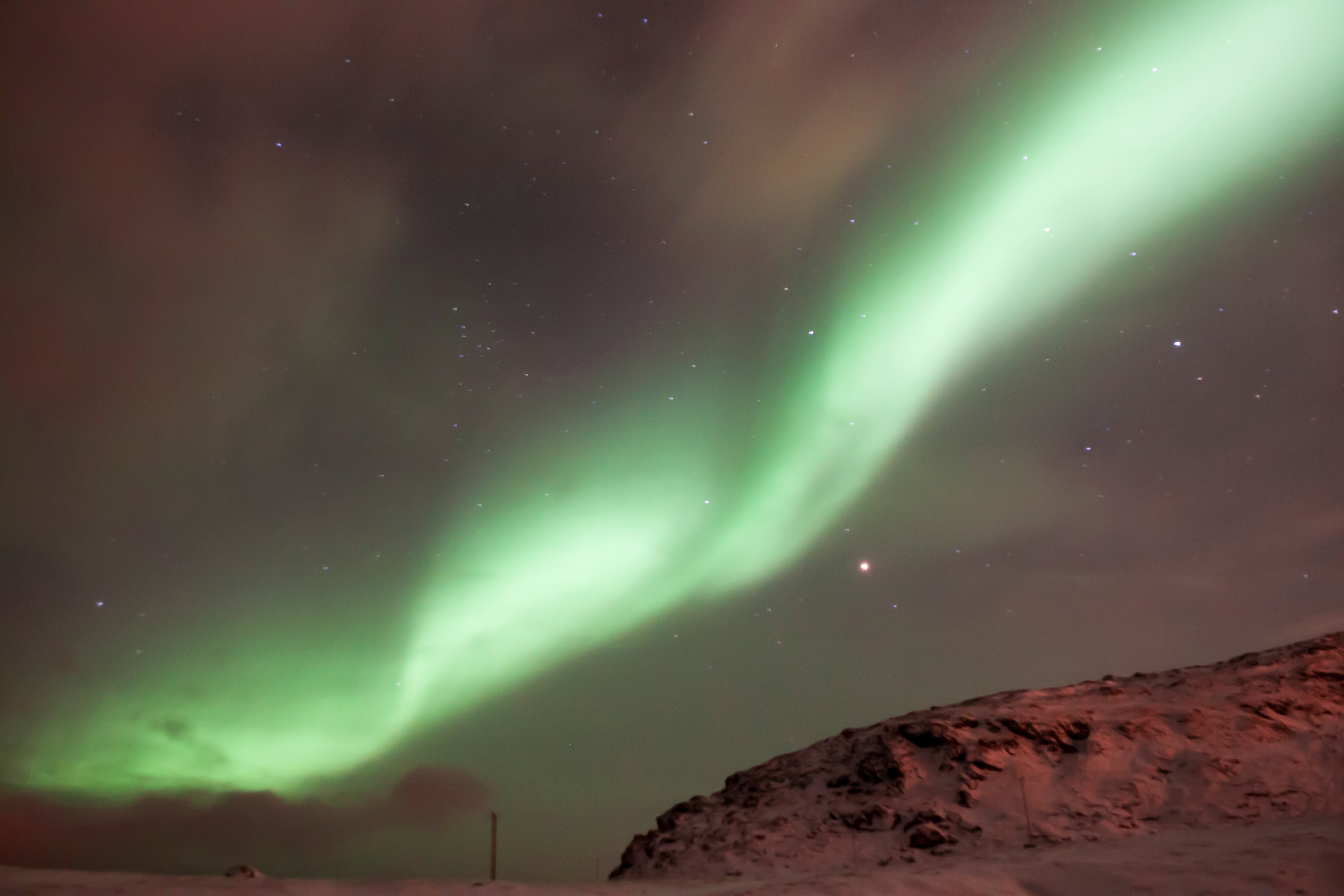 Northern Lights in Tromso