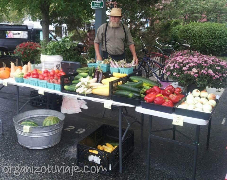 Bloomington Community Farmers Market