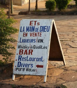 Signs Togolese