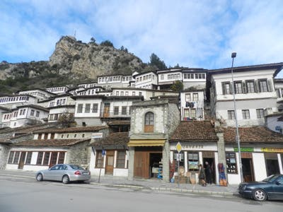 Historic Centre of Berat