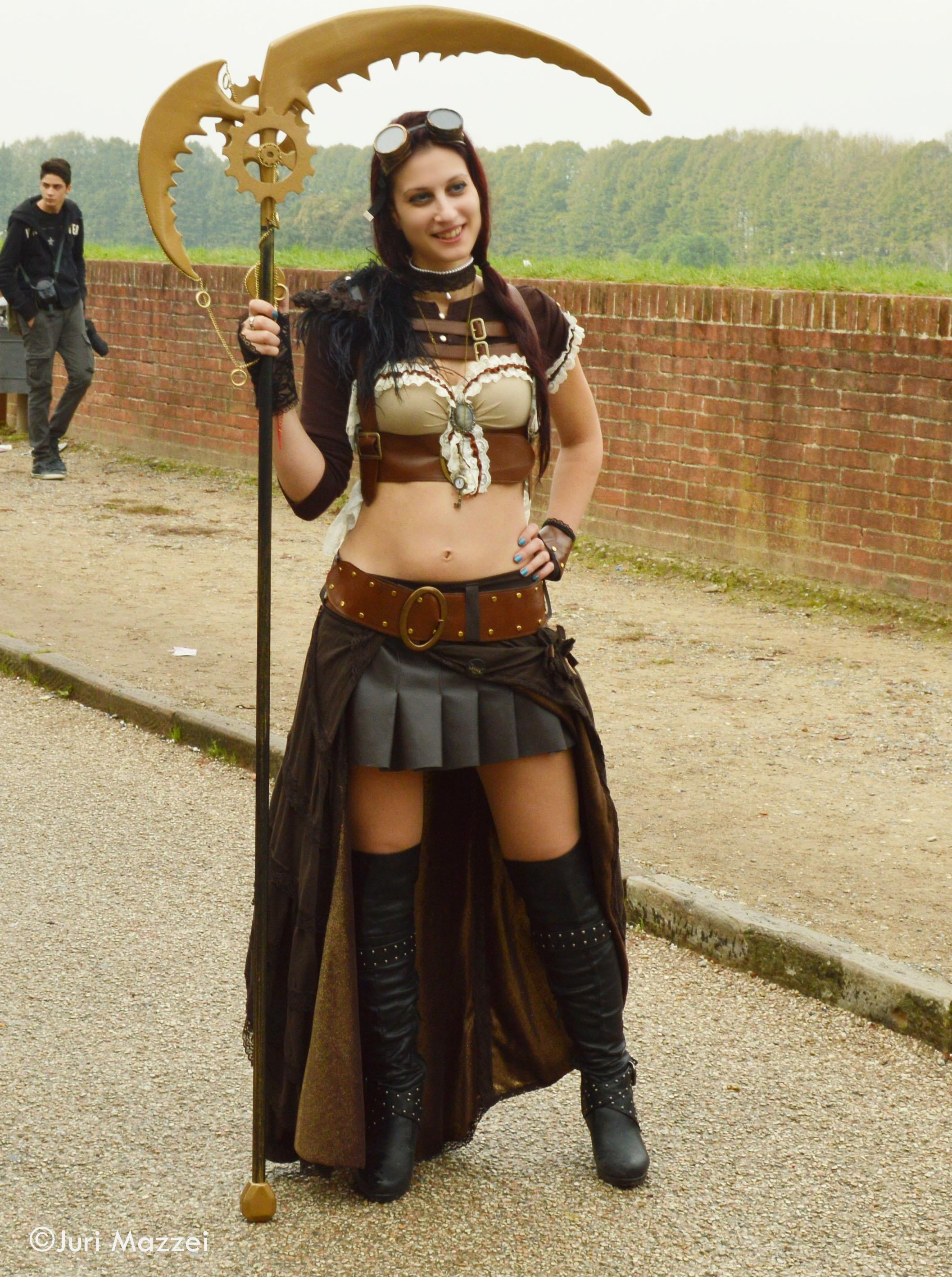 Ropa en Lucca Comics And Games