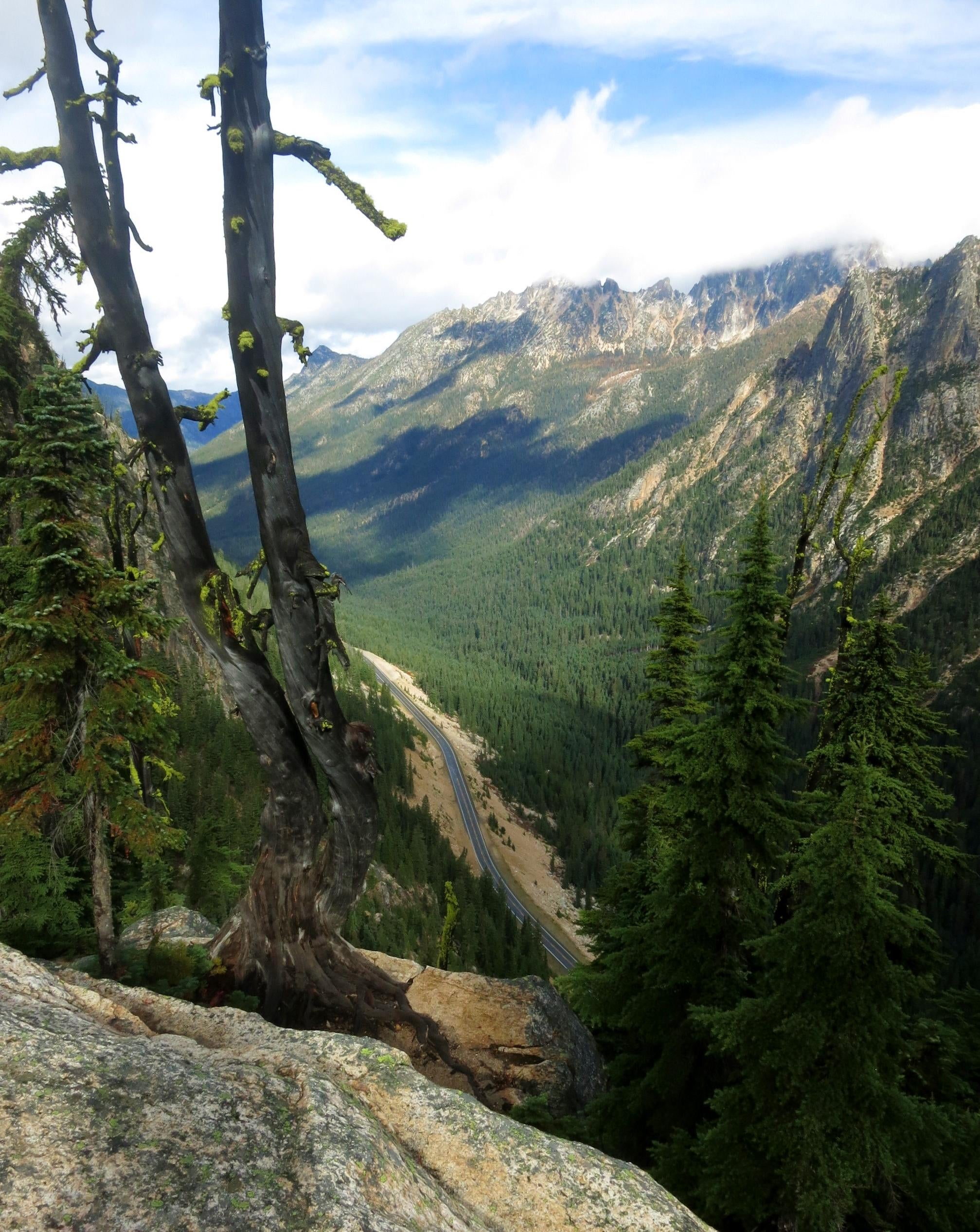 North Cascades Scenic Byway