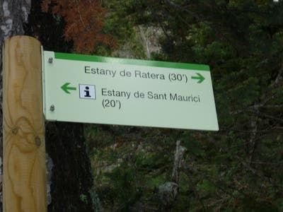 Estany de Ratera