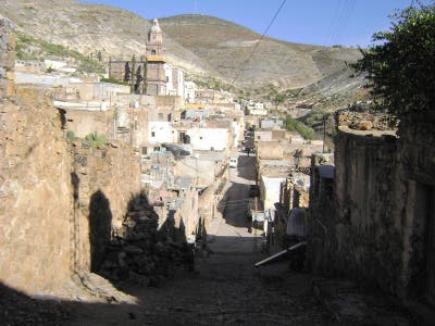 Mirador Real de Catorce