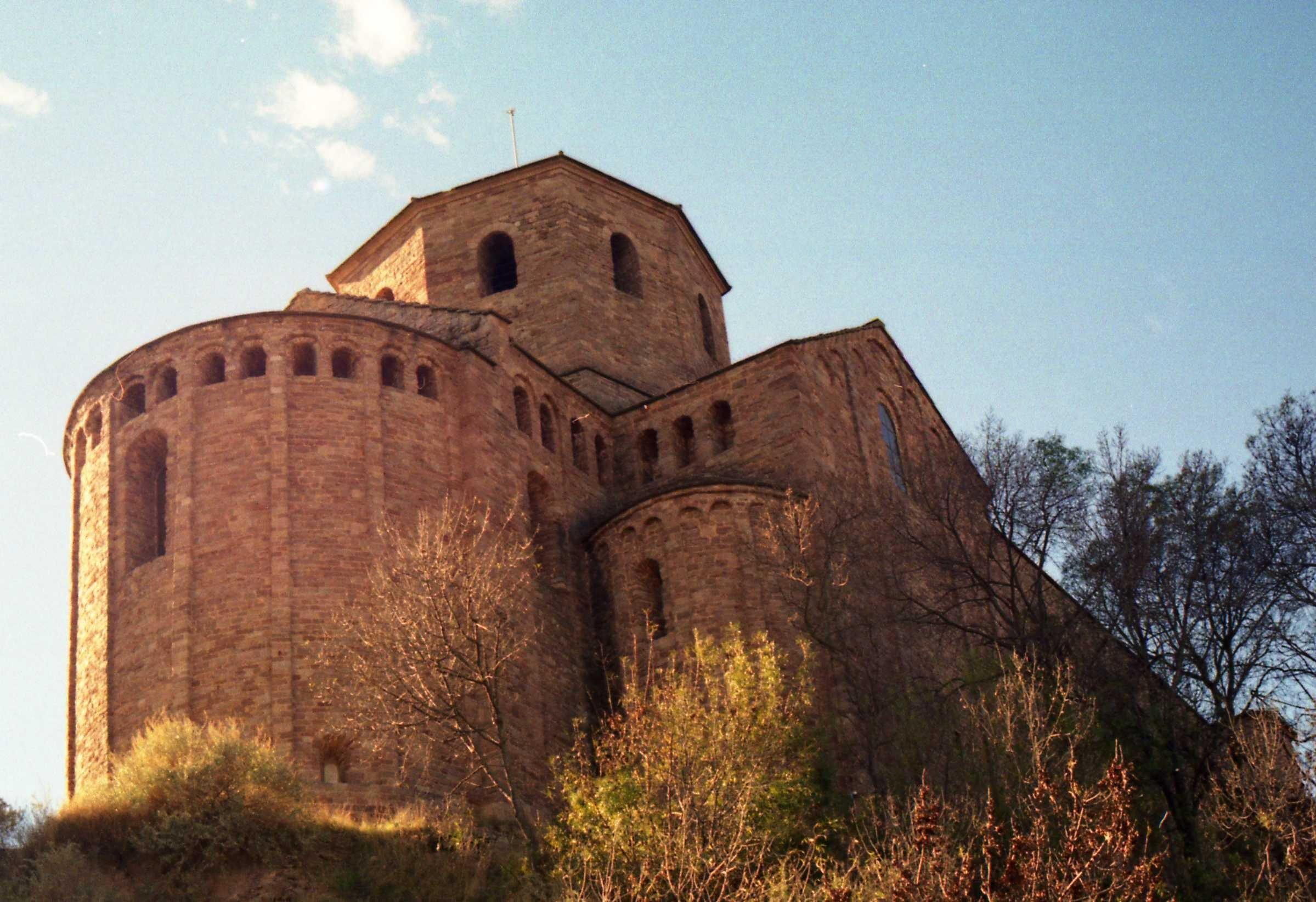 San Vicente de Cardona Church