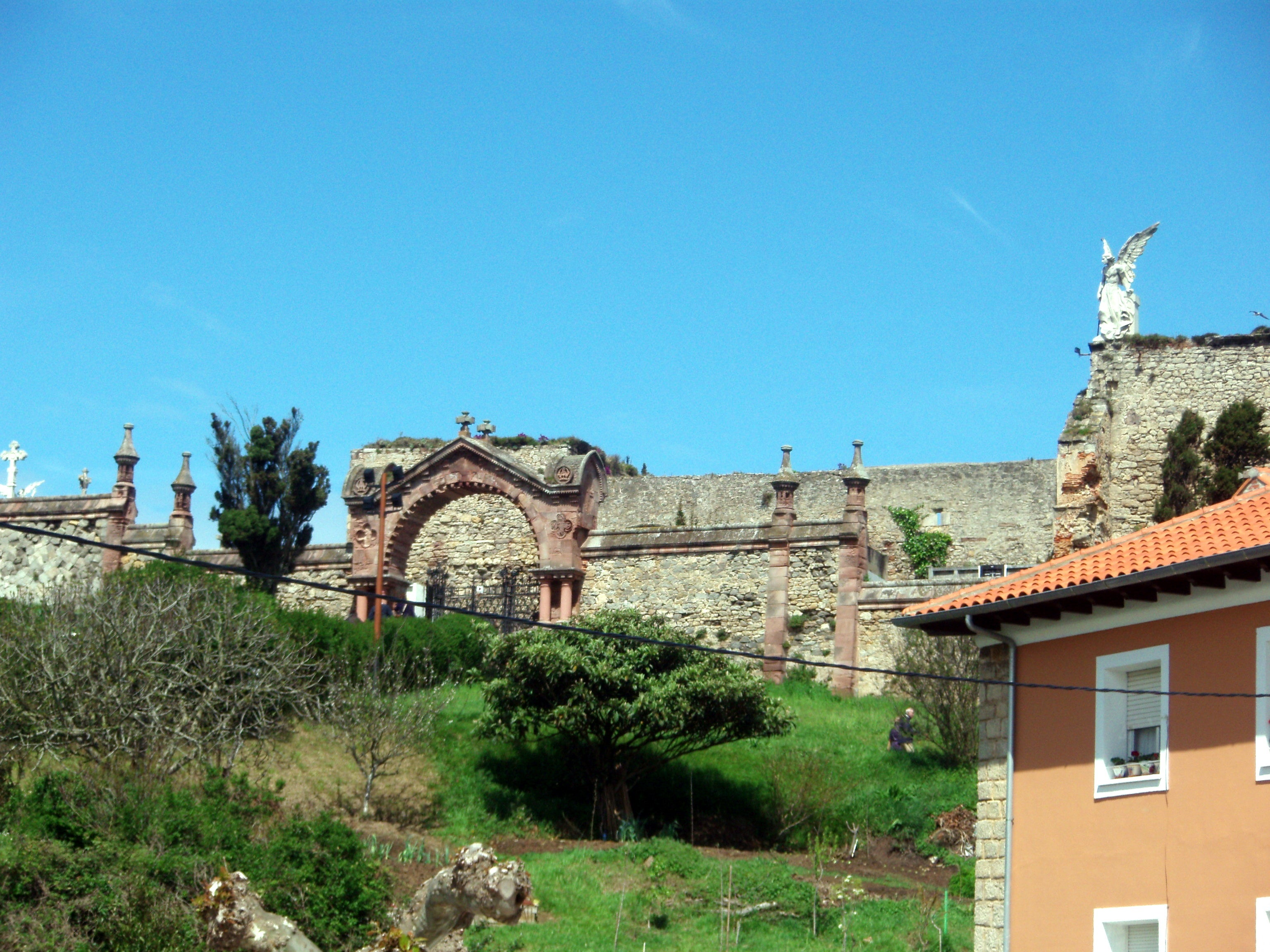 Cemetery of Comillas