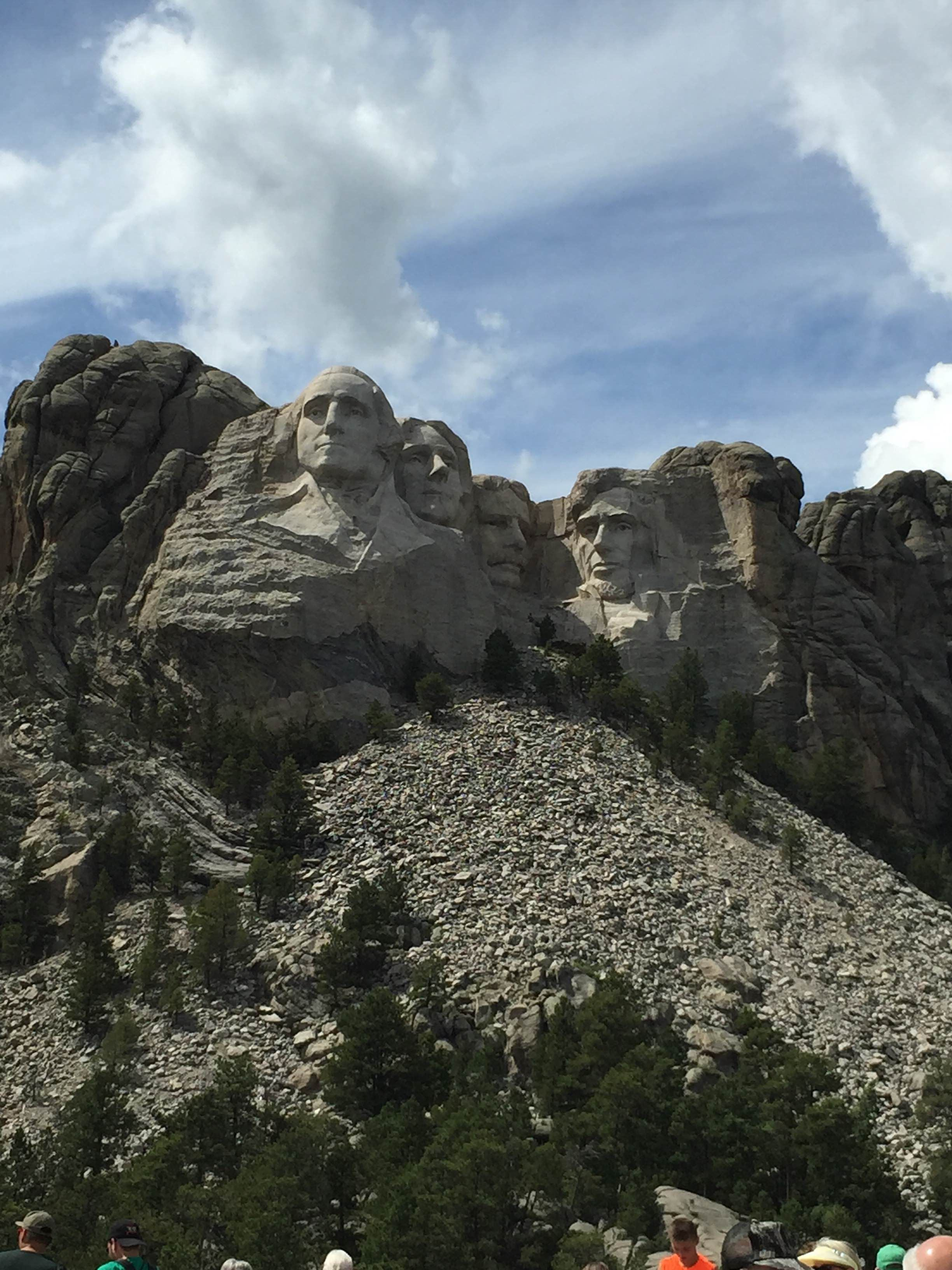 Mount Rushmore Memorial