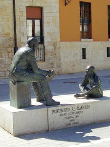 Monument to the Master