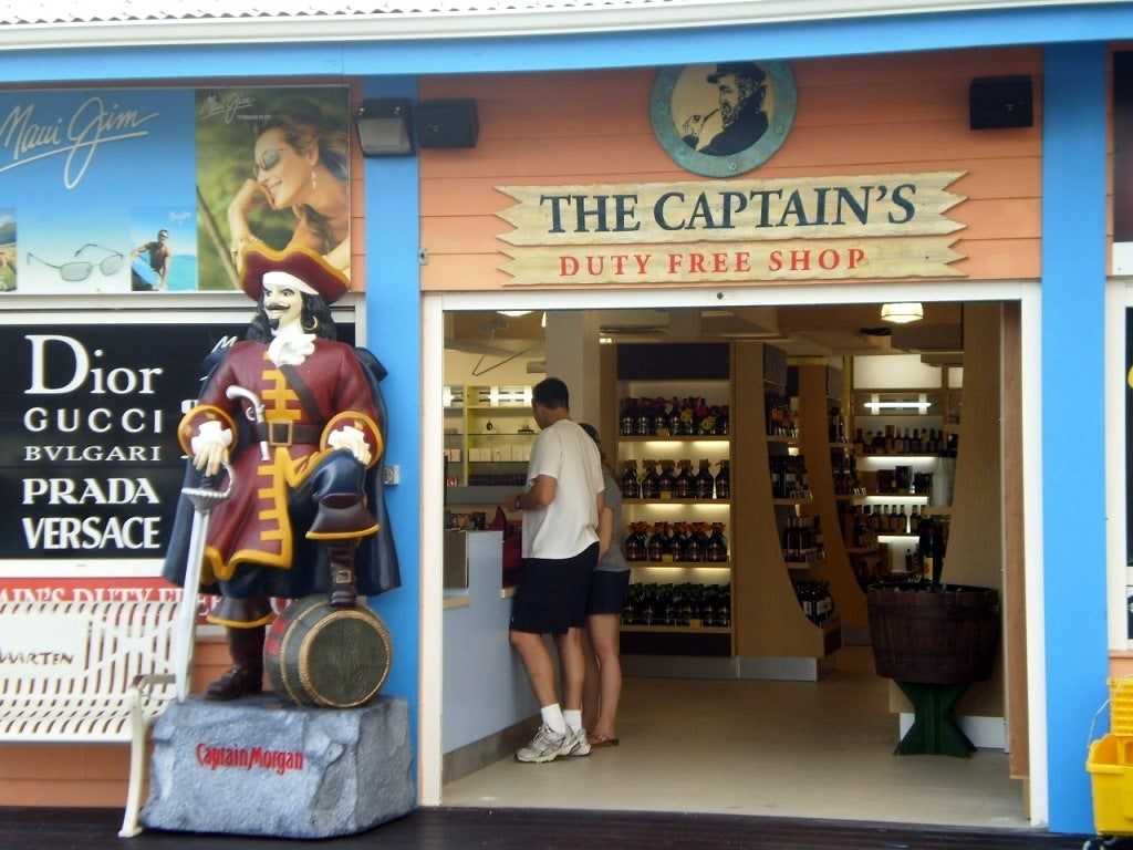 The Captain's