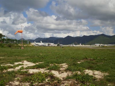 Princess Juliana International Airport (PJIA)