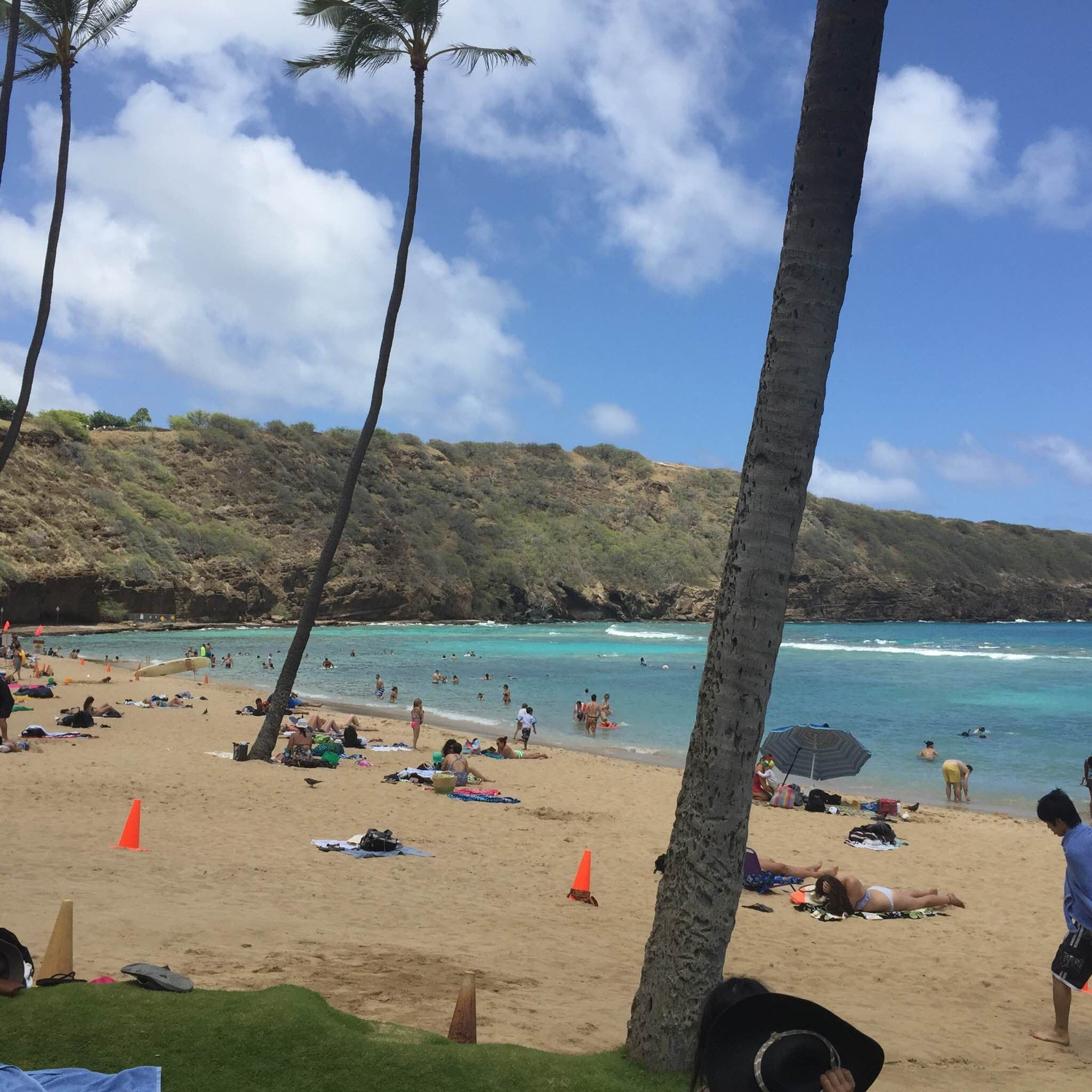 Mar en Hanauma Bay