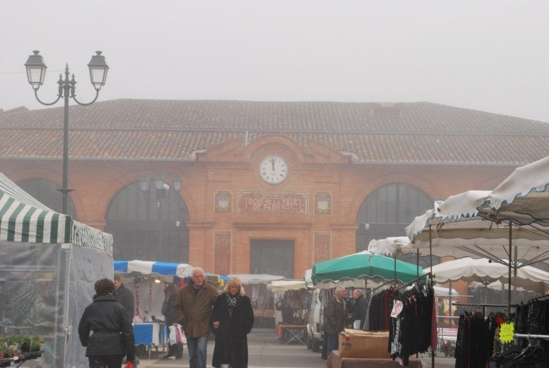 Mercado del domingo