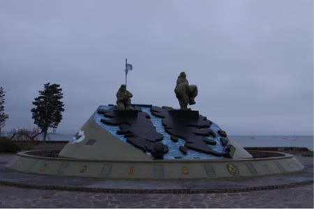Monument to the Fallen in Malvinas