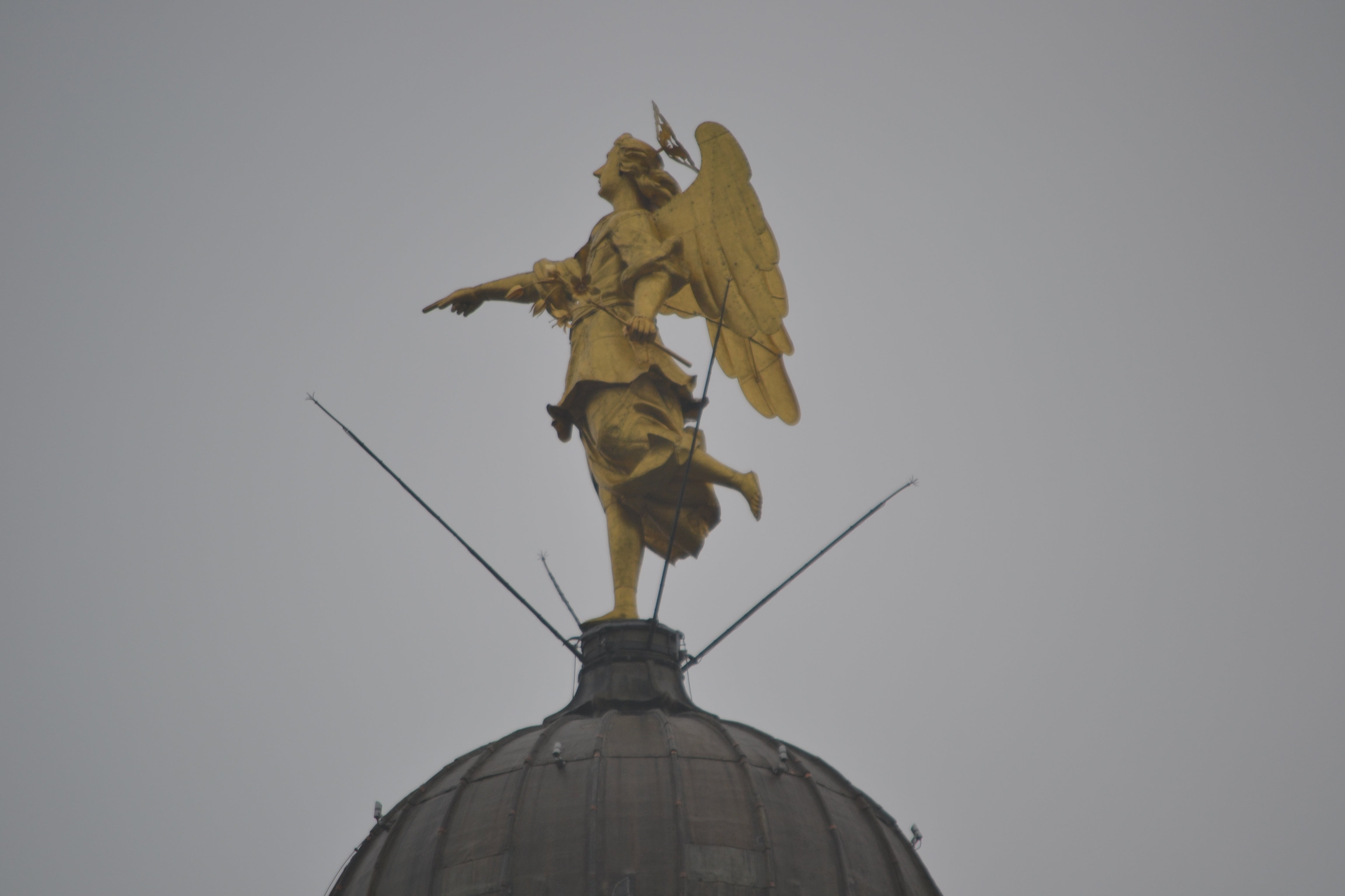 Angel of the Castle