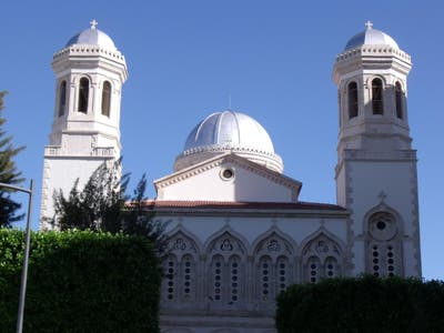 Cathedral Agia Napa