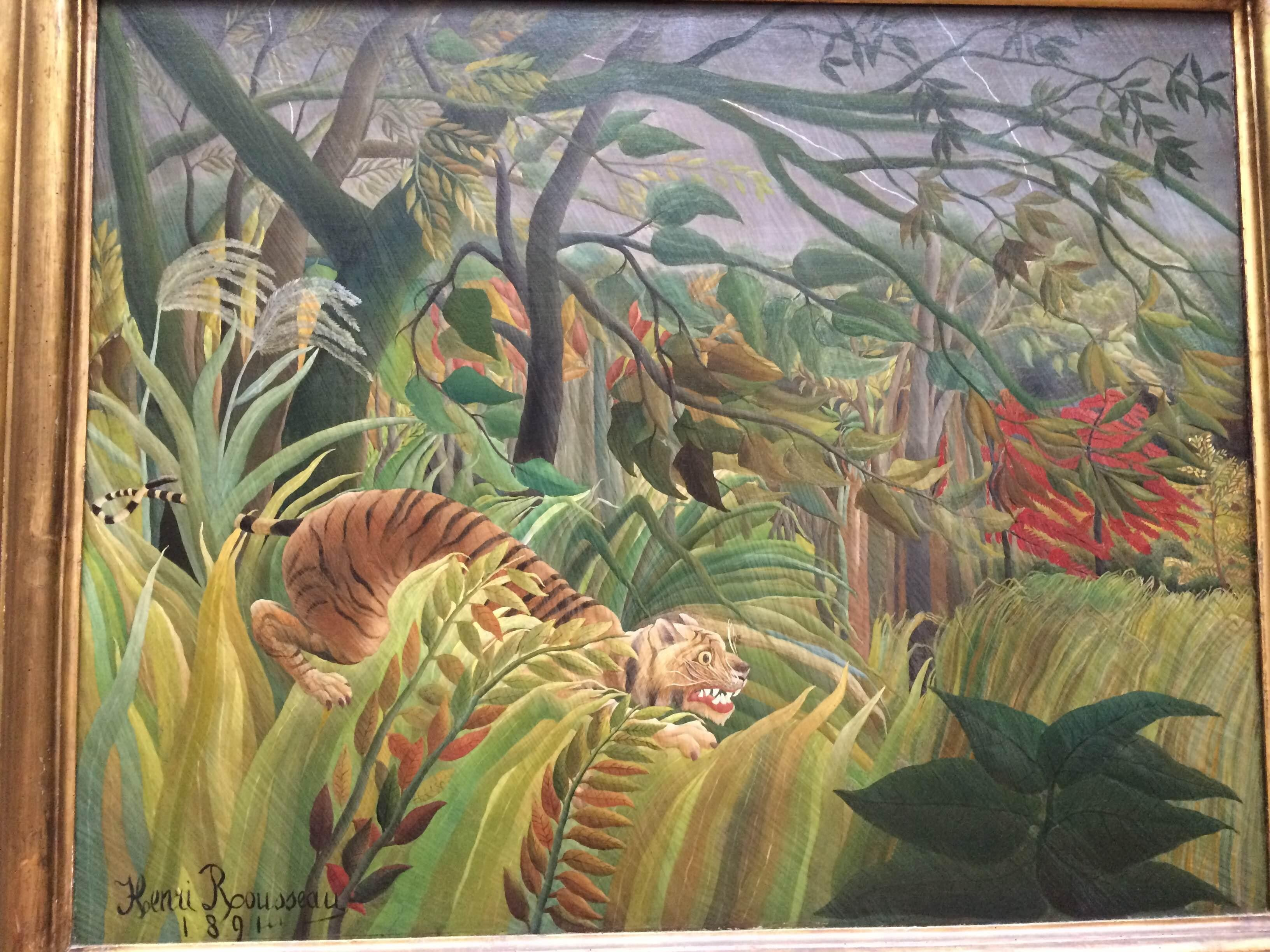Jungla en National Portrait Gallery