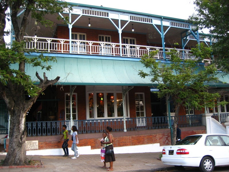 Cultural center franco mozambicain