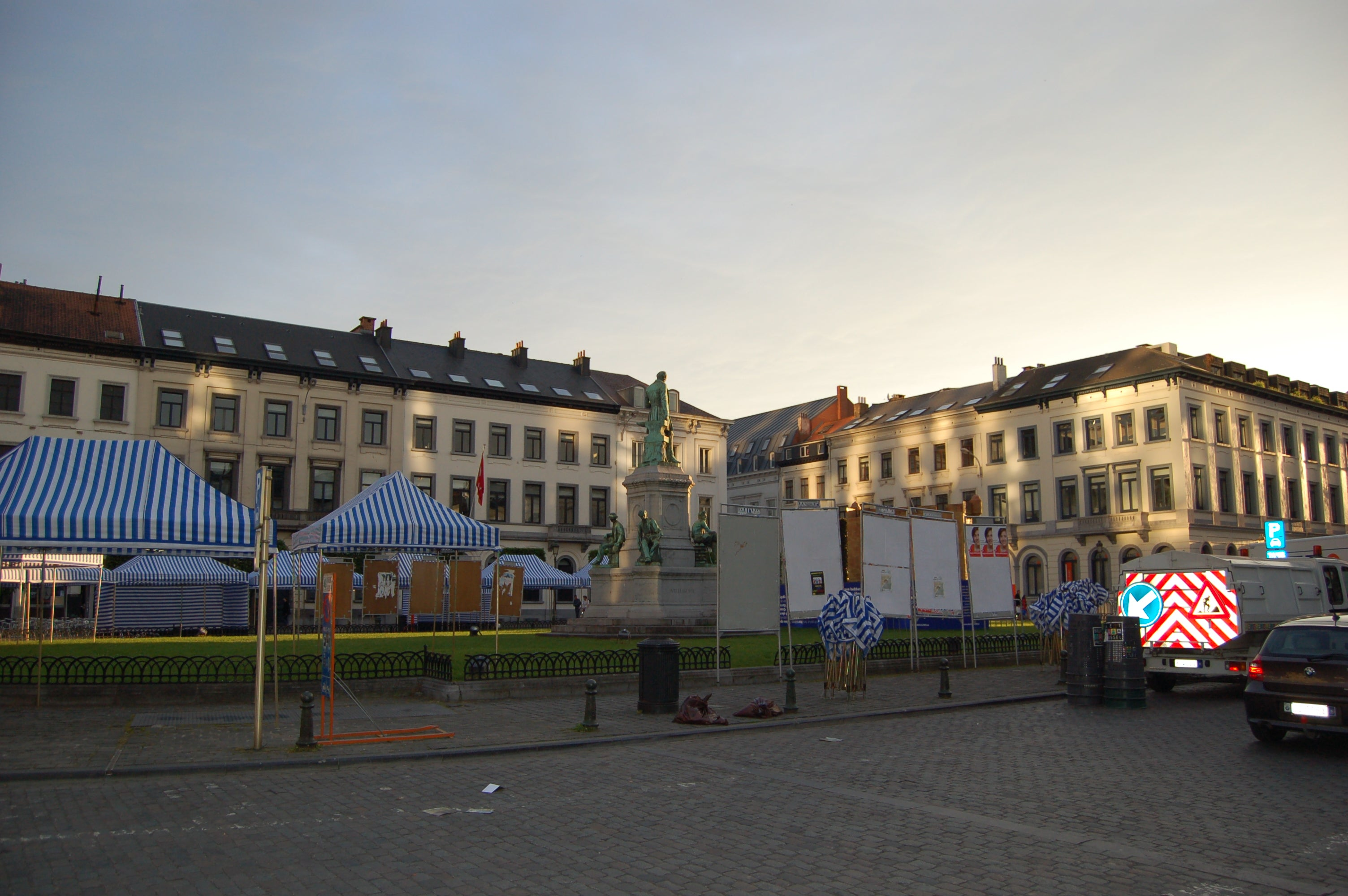 Place du Luxembourg