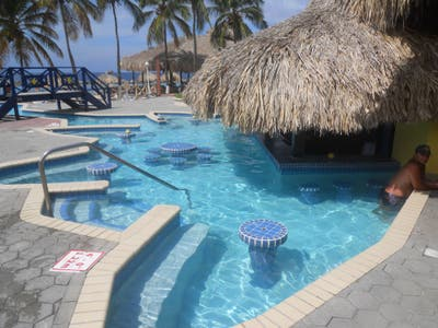 Villa In Princess Beach Curacao Resort Ex Breezes