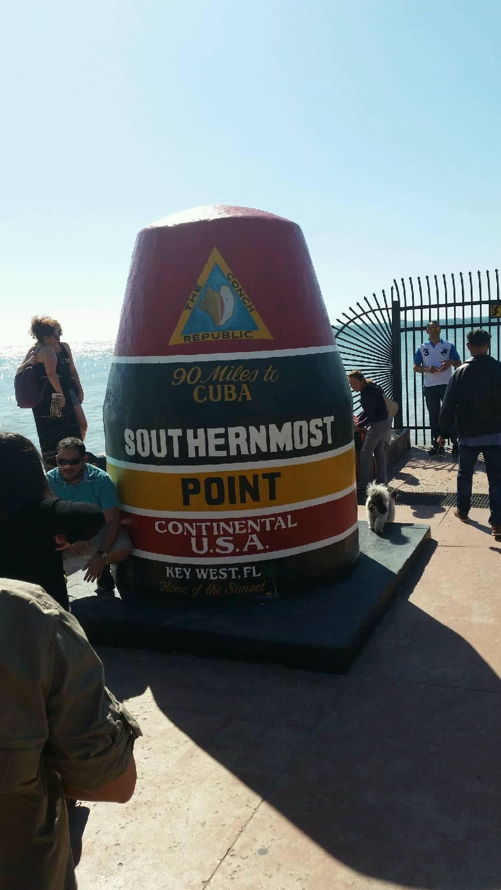 The Southernmost Point of USA
