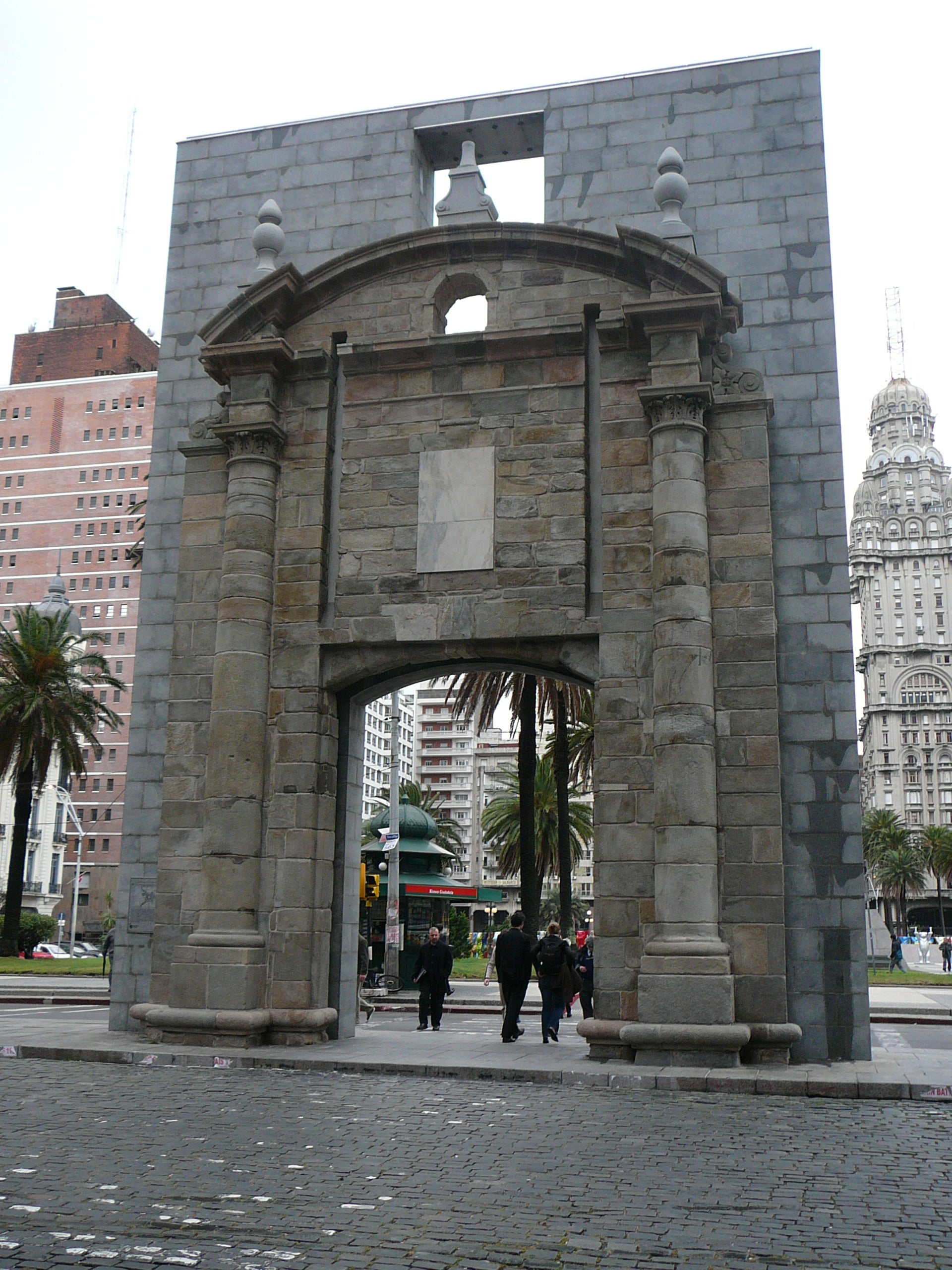 Edificio en Montevideo