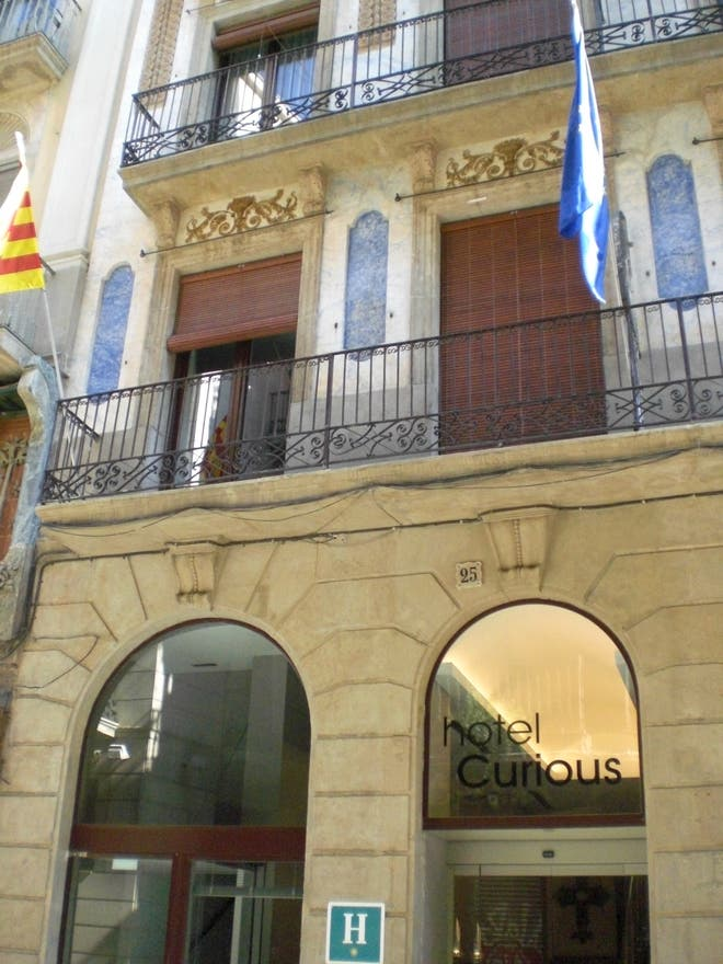 Hotel Curious Barcelone