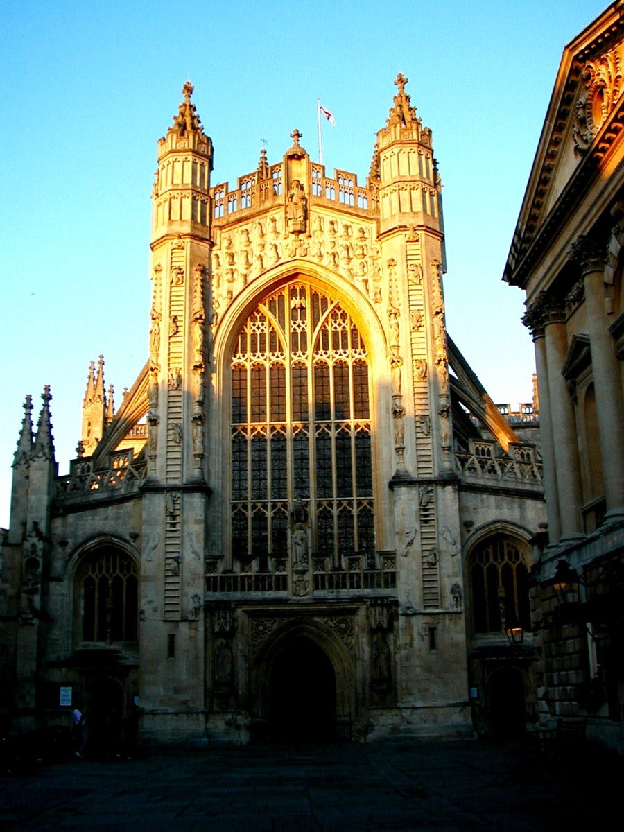 Abadía de Bath (Bath Abbey)