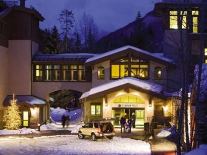 Hotel Manor Vail Lodge