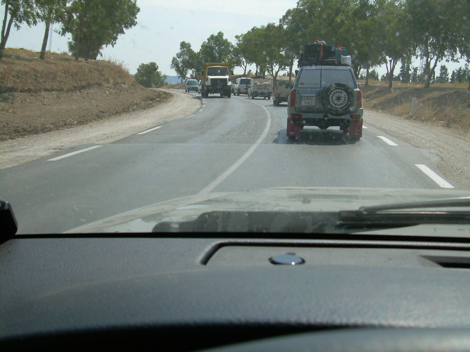 Routes de Tunisie