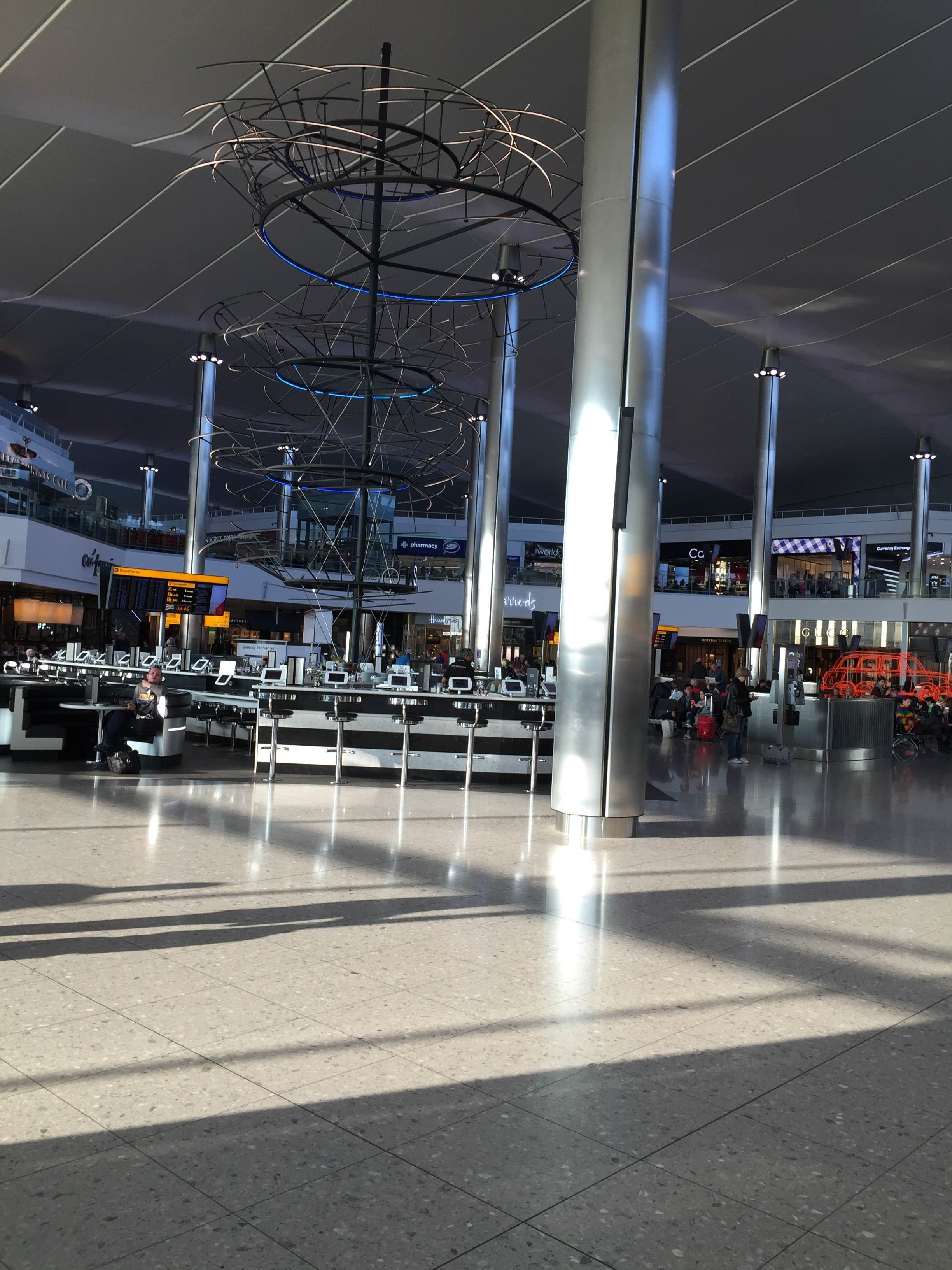 Aeropuerto de Londres - Heathrow