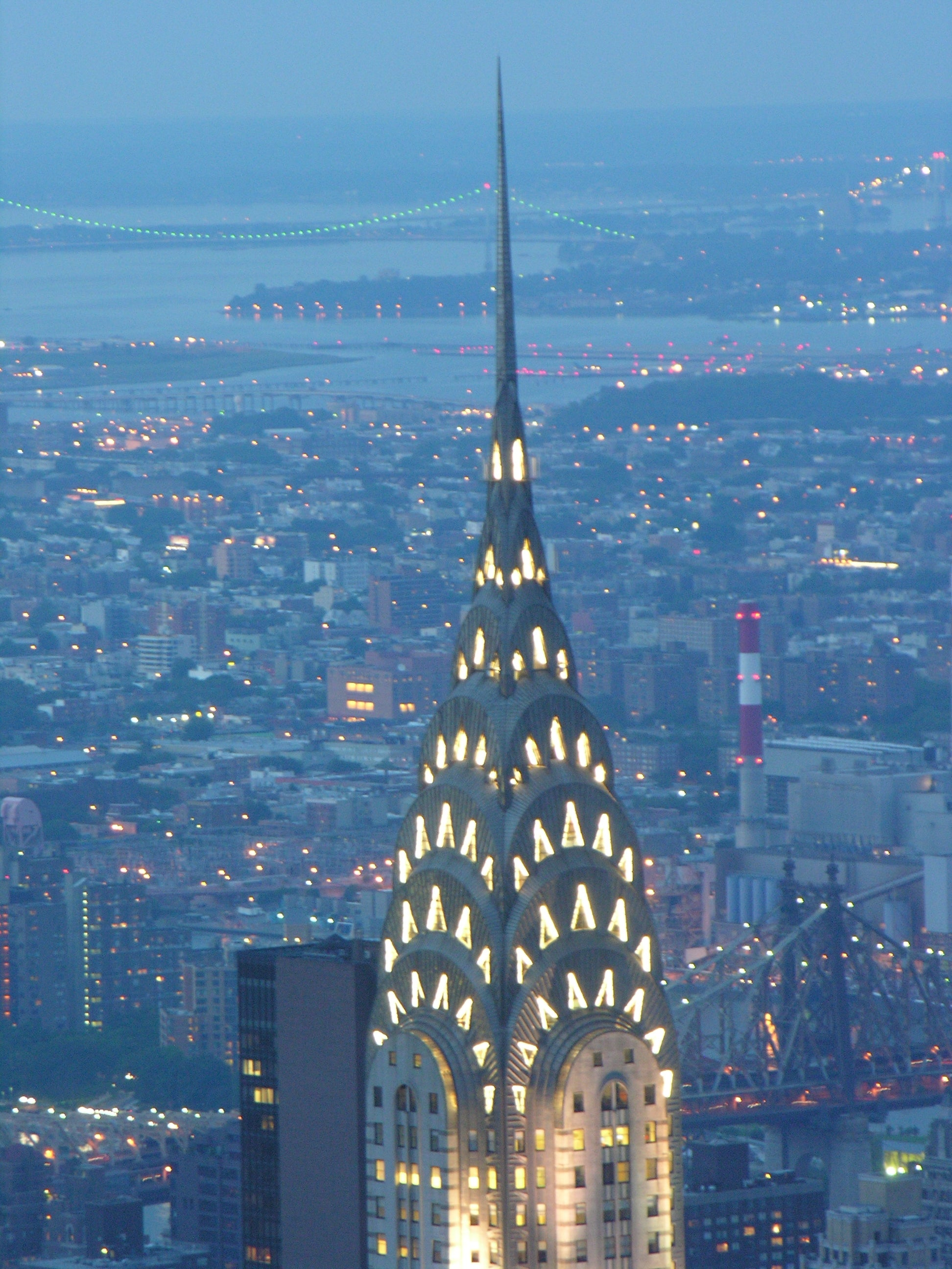 Campanario en Empire State Building