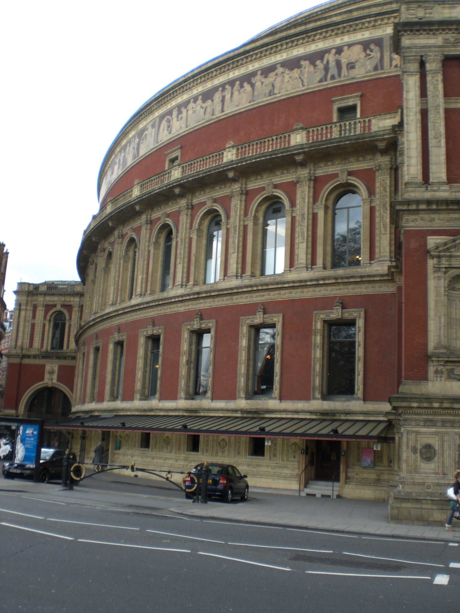 Pueblo en Royal Albert Hall