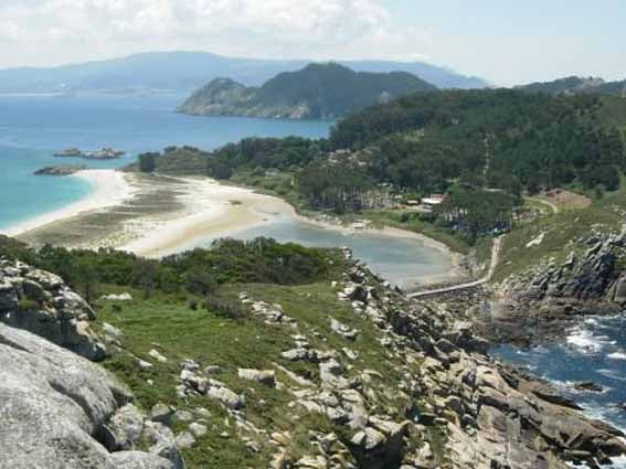 Atlantic Islands of Galicia National Park