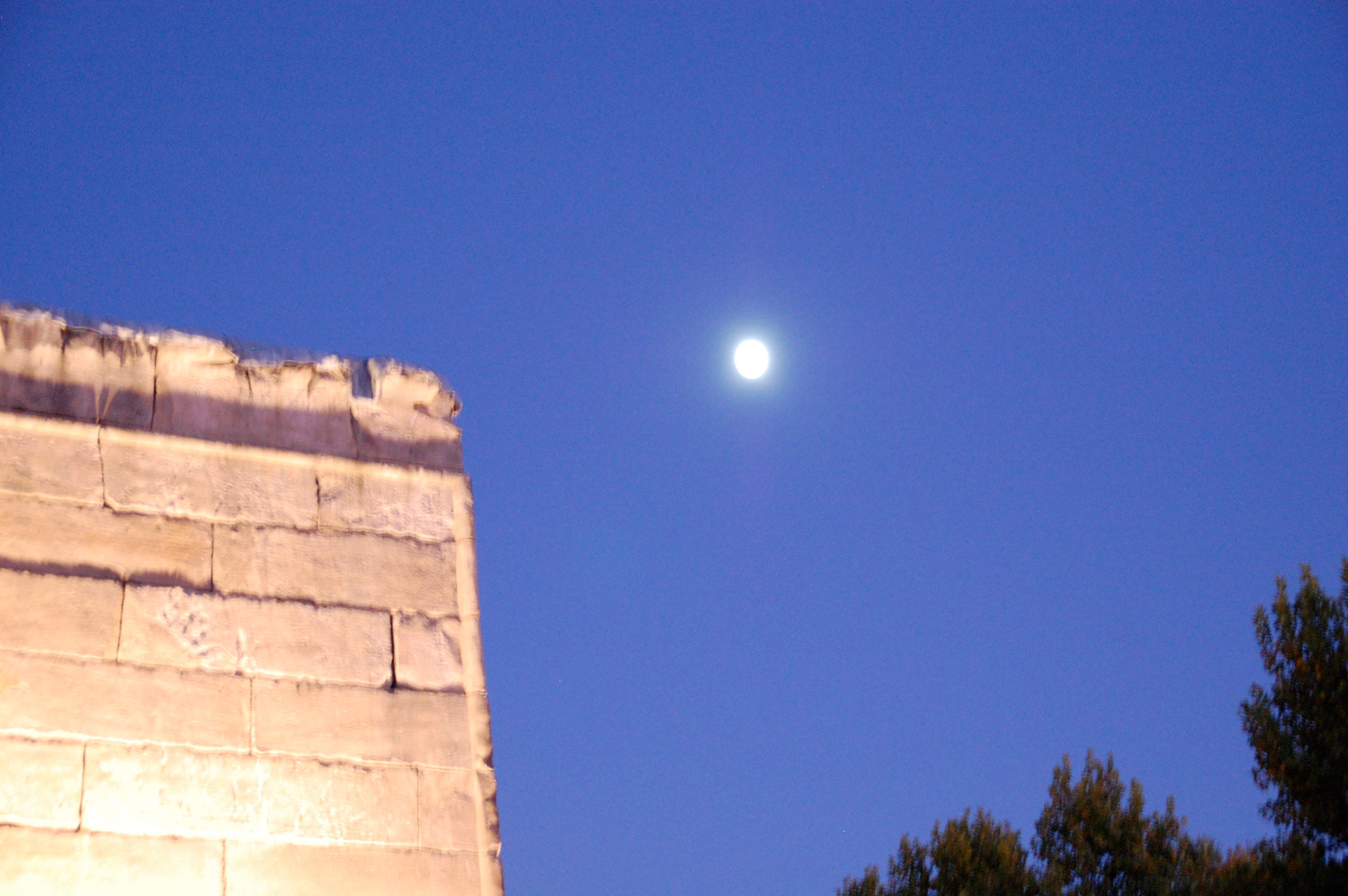 Astronomical Object in Temple of Debod