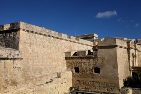 Fortifications de Birgu