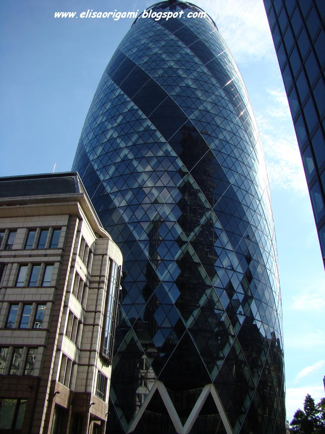 Condominio en Swiss Re Tower - Torre Gherkin