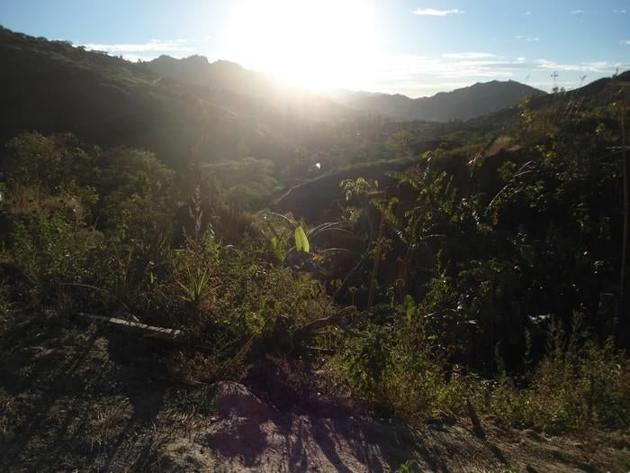 Vilcabamba Sunset