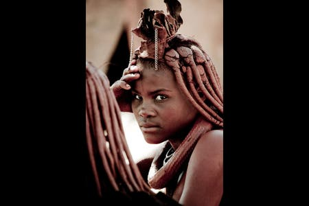 Himba Tribes