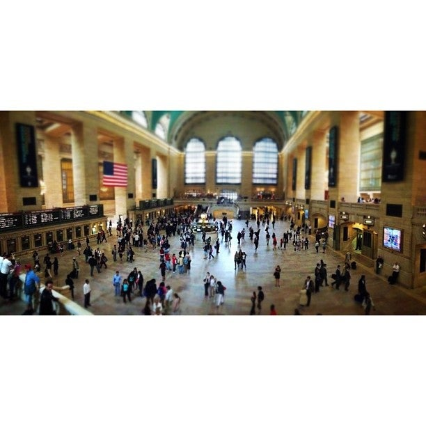 Panorámica en Grand Central Station