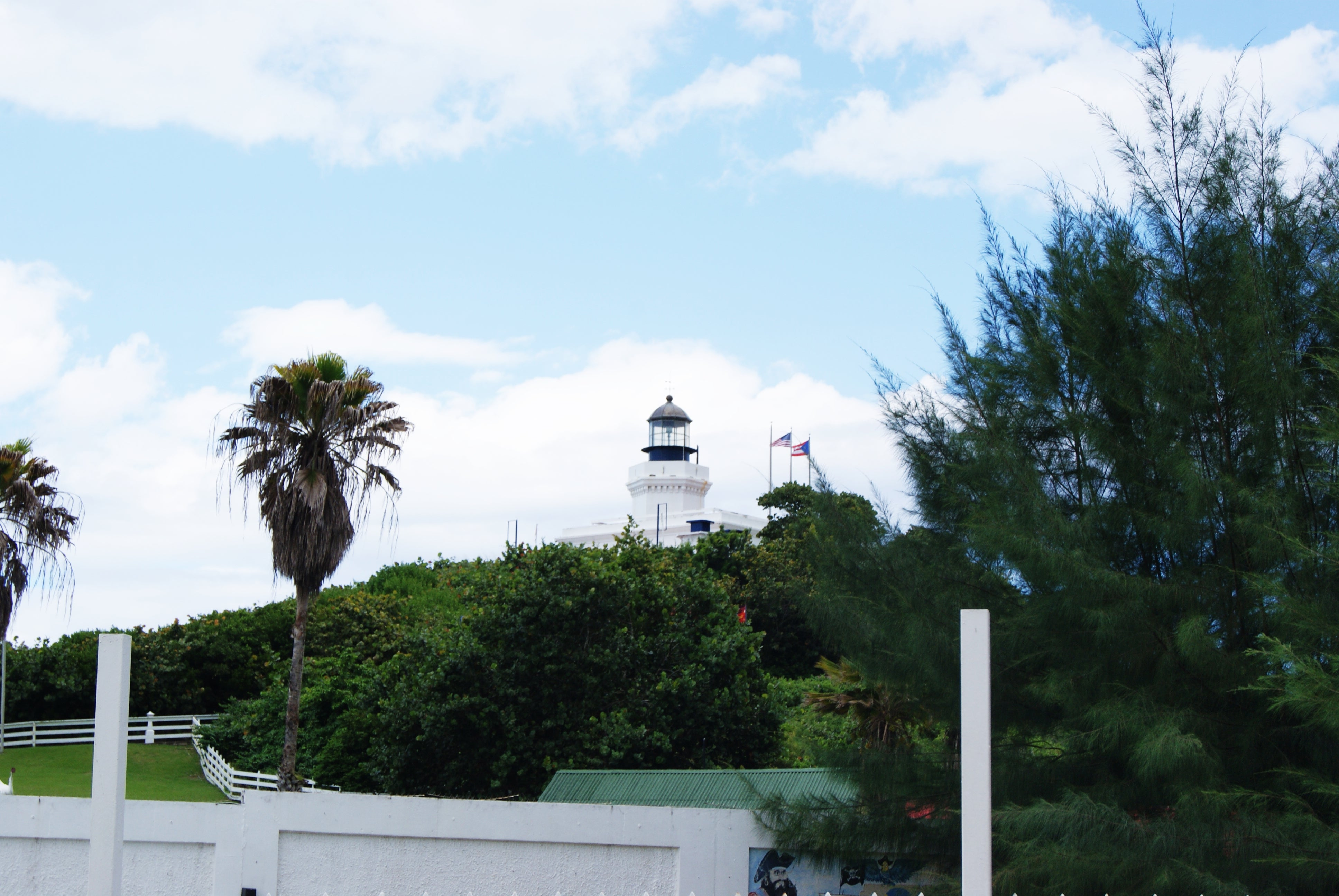 Lighthouse Morrillos