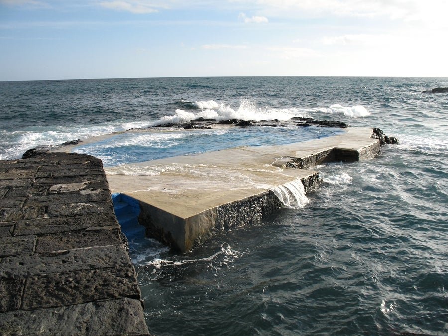 Natural Pools In Caloura Port In Sao Miguel 2 Reviews And