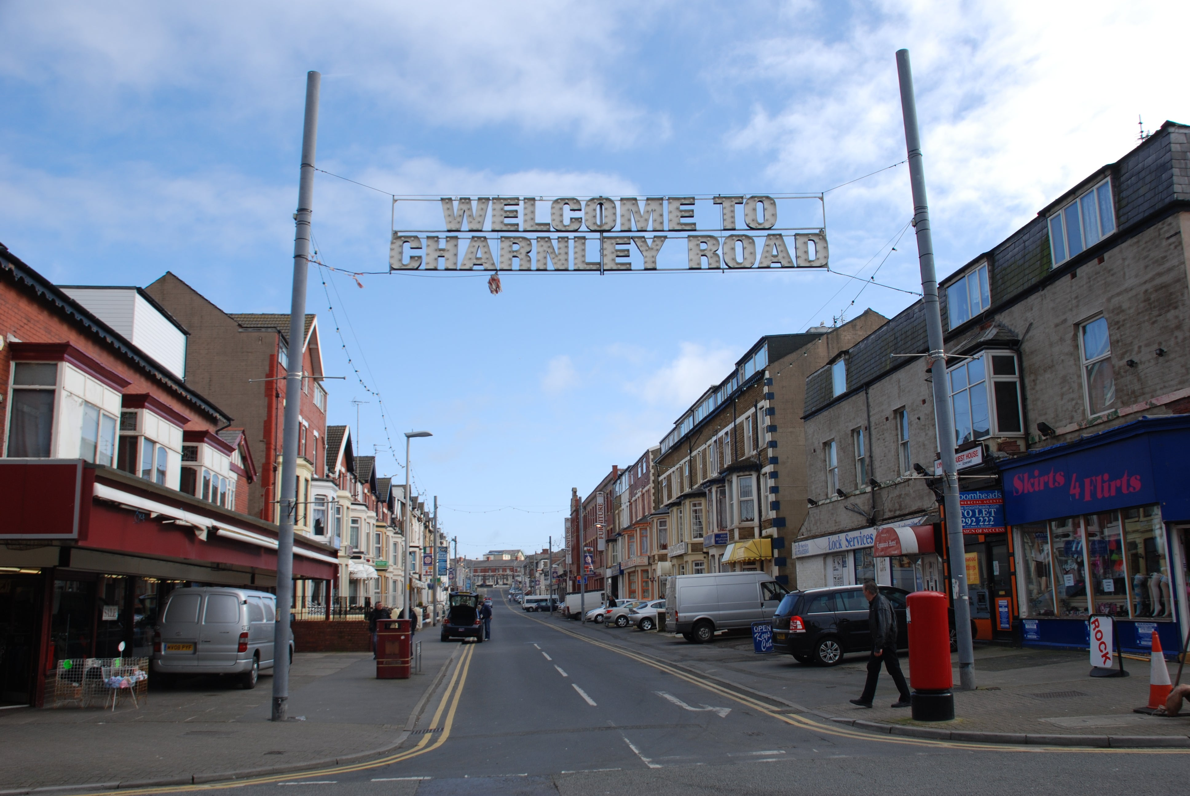 Charnley Road