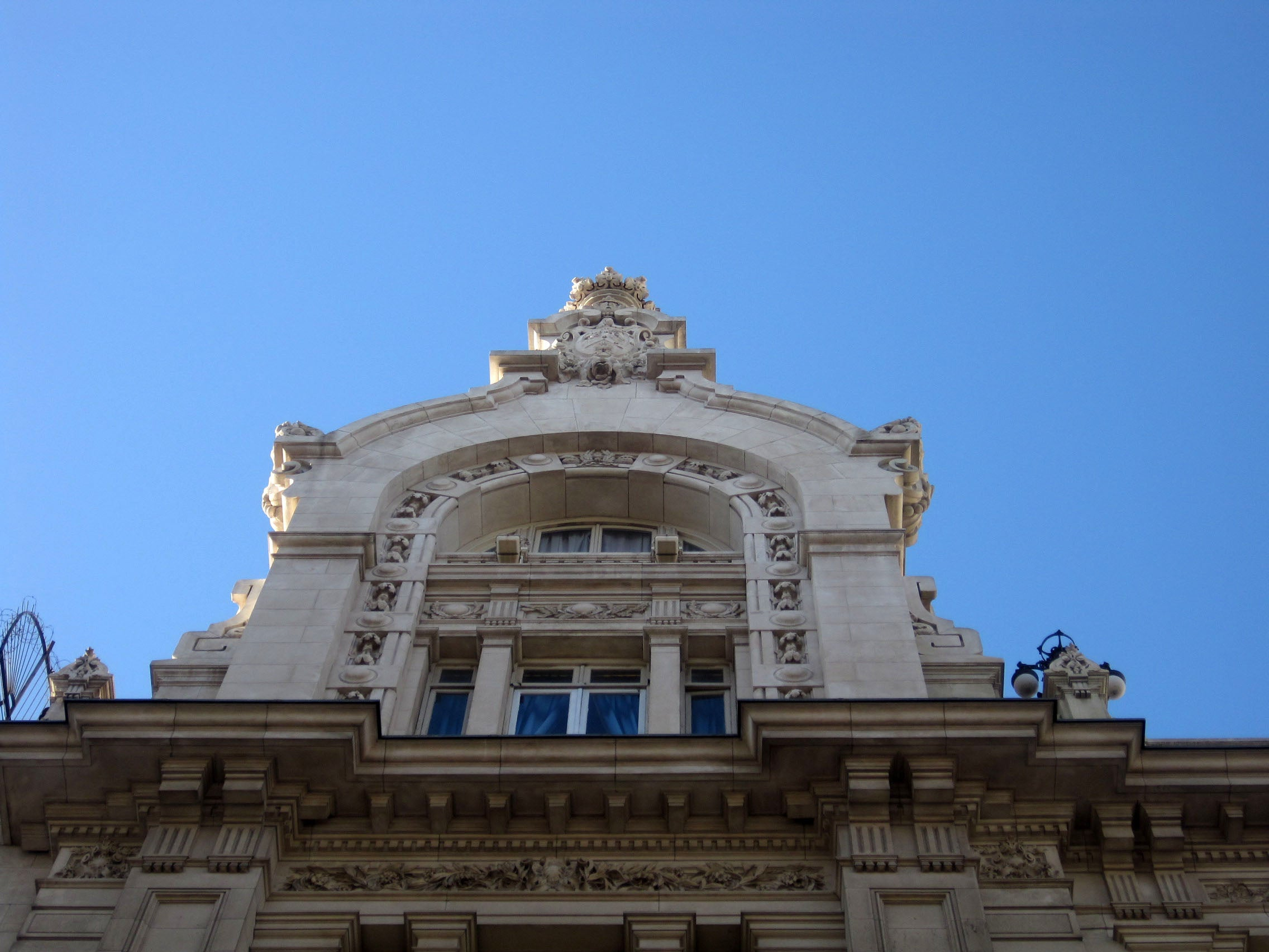 Edificio en Casino de Madrid