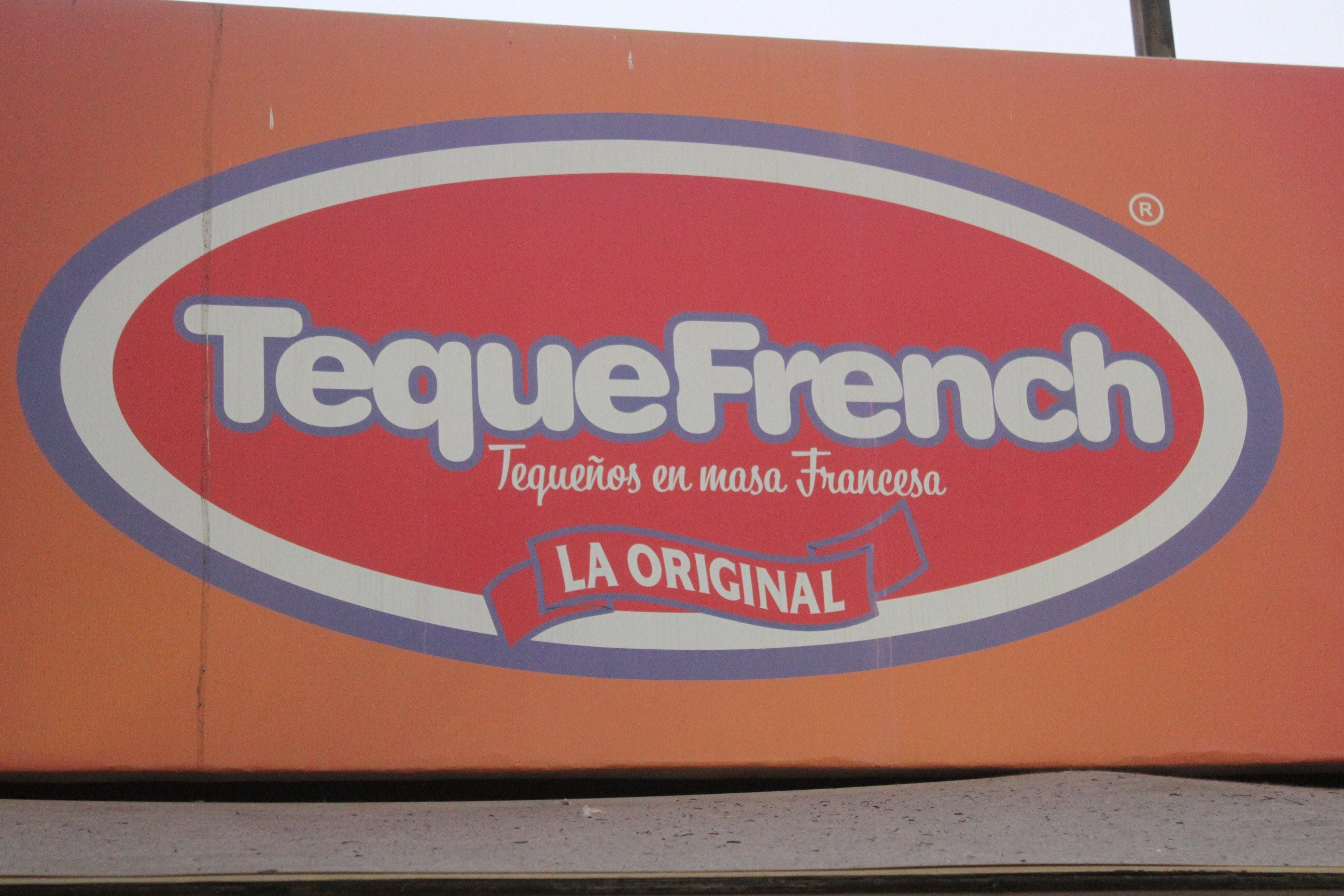 Signage in Tequefrench