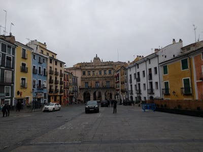 Plaza Mayor de Cuenca