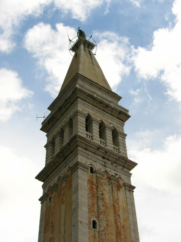 Campanario en Casco antiguo