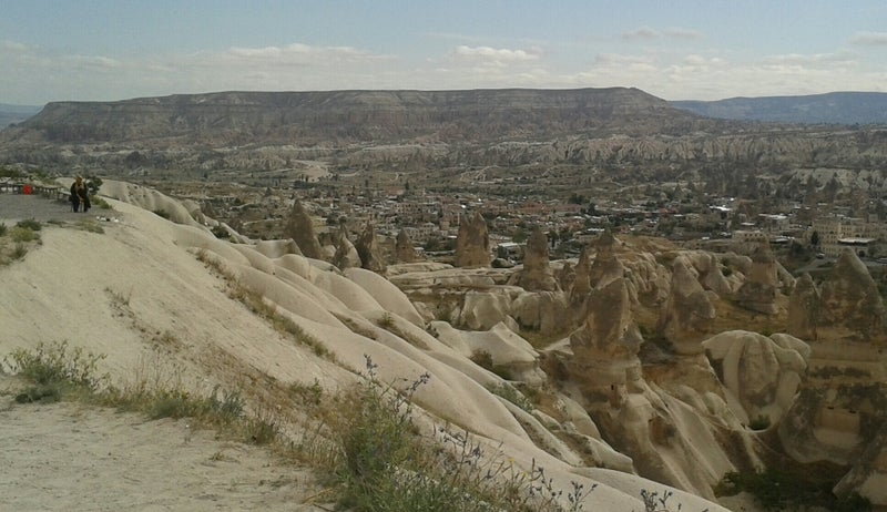Valle en Mirador de Göreme - Sunset Point